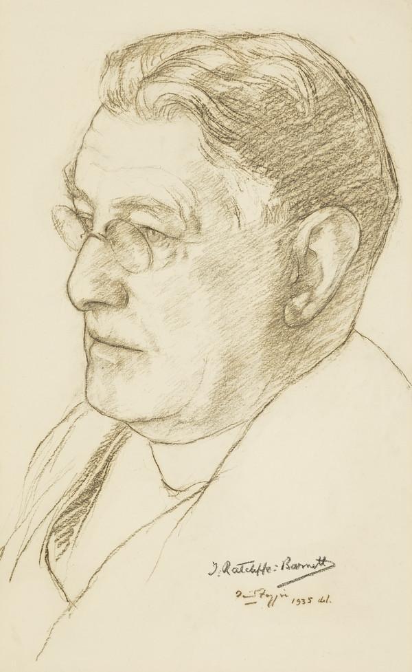 Rev. Thomas Ratcliffe Barnett, 1868 - 1946. Historian and topographer (1935)