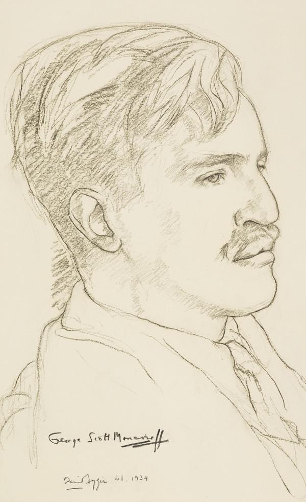 George Scott-Moncrieff, 1910 - 1974. Author (1934)