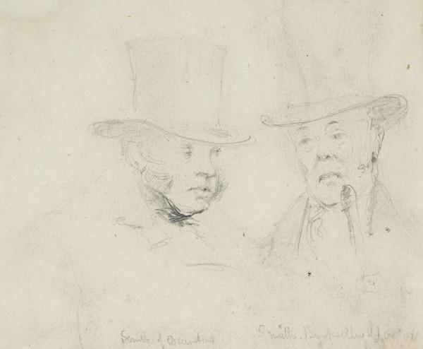 James Smith of Deanstone, 1789 - 1850. Agriculturist (With Mr Smith, fl. c 1840. Bookseller)