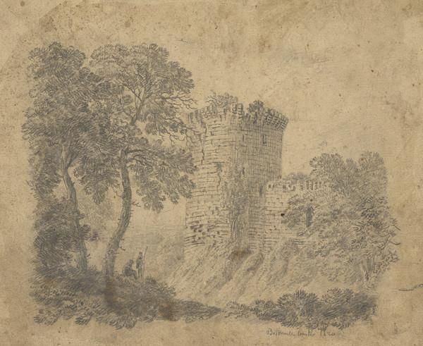 Bothwell Castle (Dated 1820)