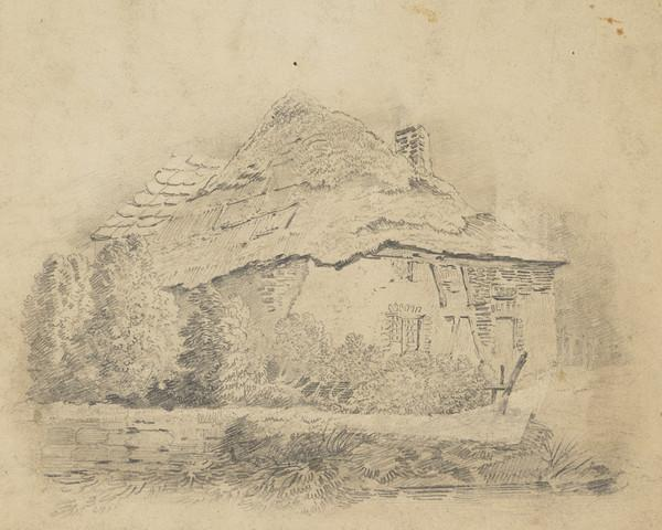 Cottage near Keswick, Cumberland