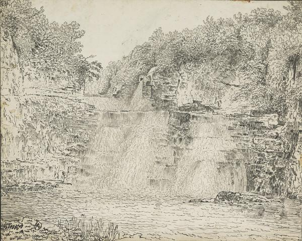 The Falls of Clyde (Corra Linn)
