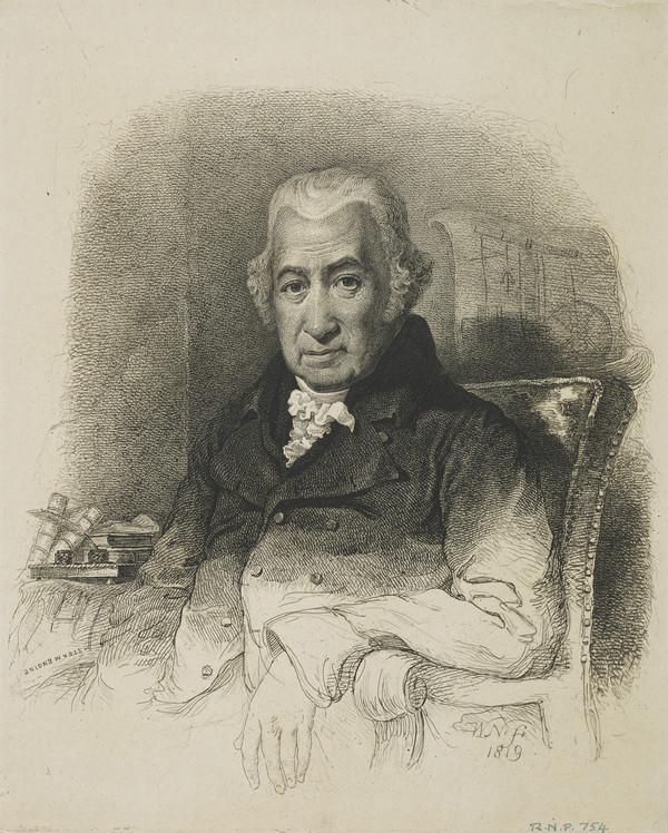 James Watt, 1736 - 1819 (1819)