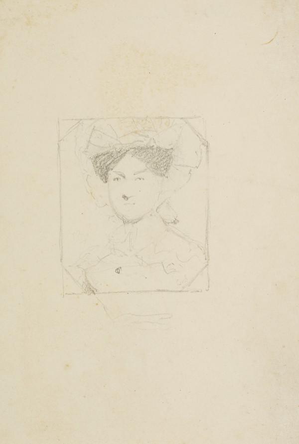 Mrs James (verso) (1807 - 1835)