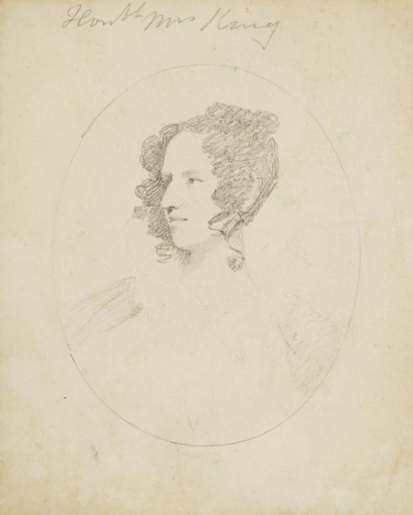 Honble Mrs King (1807 - 1835)