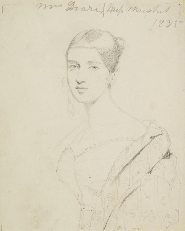 Miss Mushel, Mrs Deane (1835)