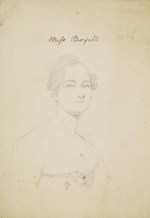 Miss Boxill (1816)
