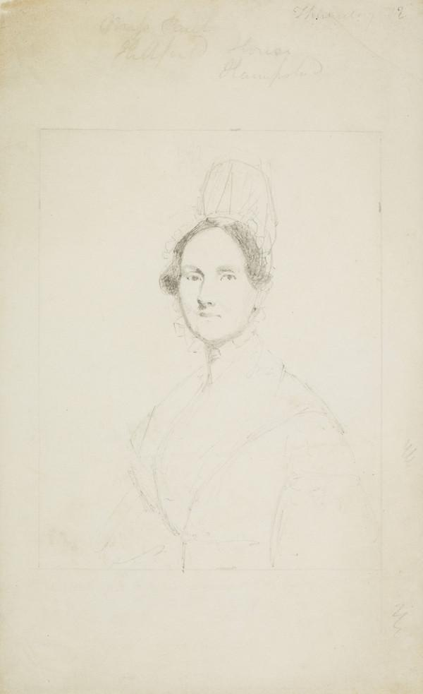 Miss Paul [of] Hillfield House, Hampstead (1807 - 1835)