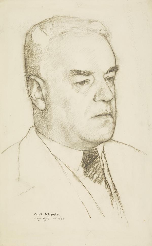 Dr. Charles Richard Whittaker, 1879 - 1967. Surgeon (1932)