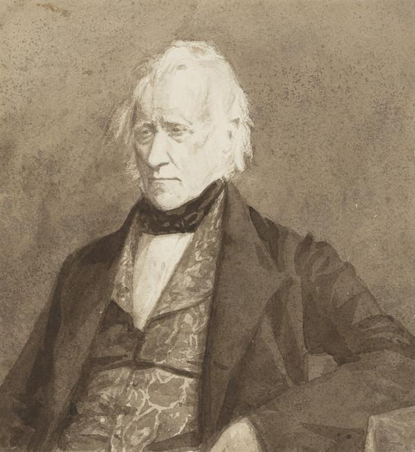 James Skene, 1775 - 1864. Antiquarian, artist and friend of Scott