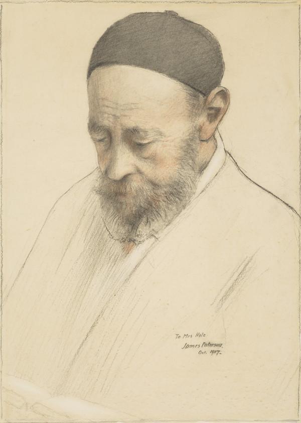 William Hole, 1846 - 1917. Artist (1917)