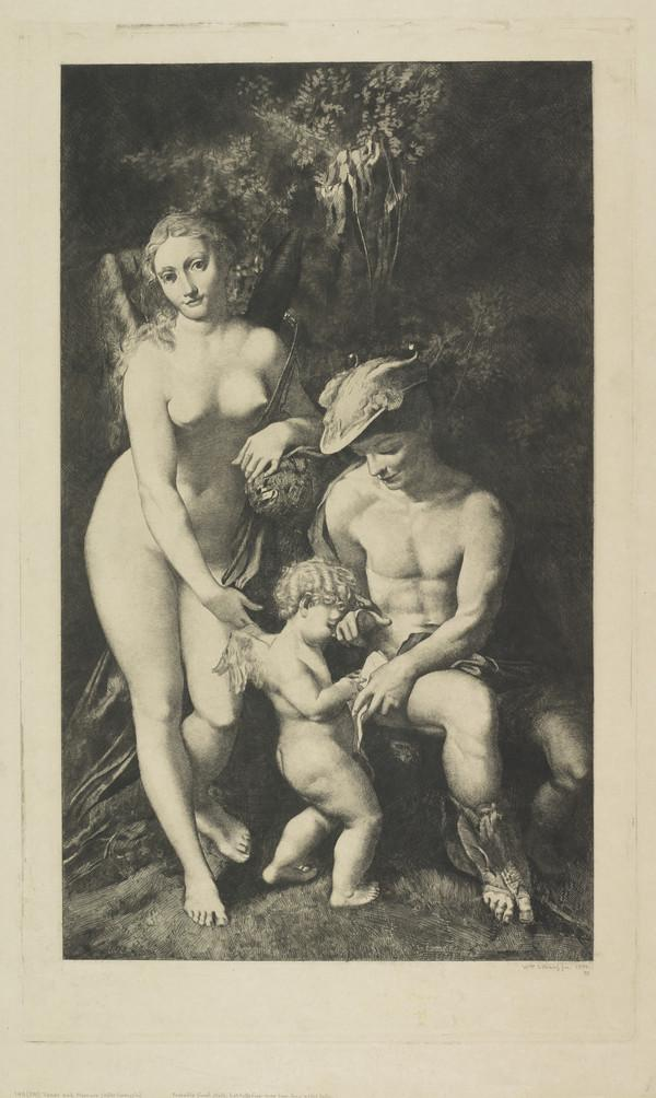 Venus and Mercury (Strang No. 140) (1888)