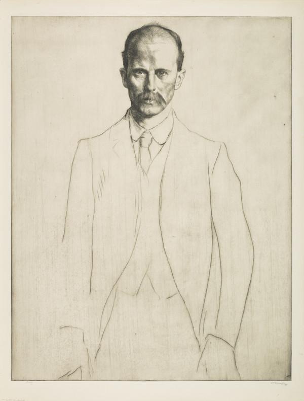 D.S. MacColl (Strang No. 599) (1908)