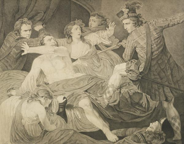 The Murder or James I, King of Scotland