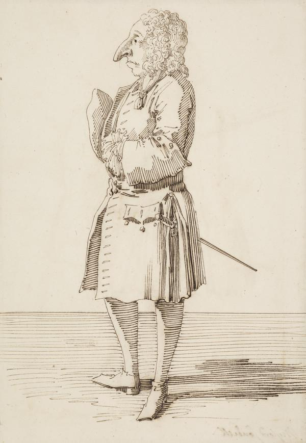 James Carnegie, 5th Earl of Southesk, 1692 - 1730. Jacobite (About 1729)