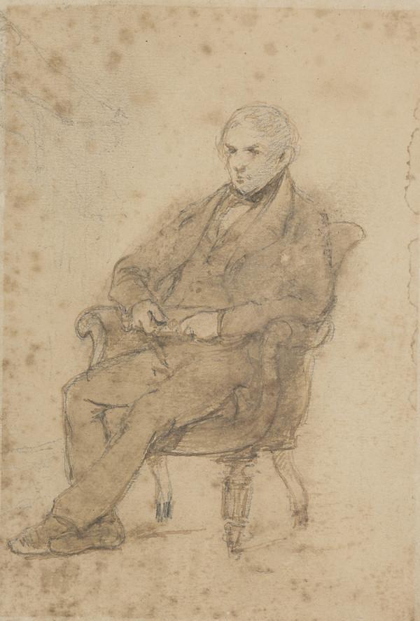 [Unidentified man] (19th century)