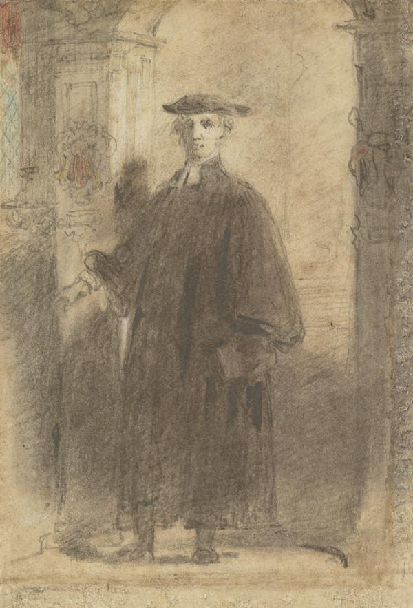 Professor John Lee, 1779 - 1859. Professor of Divinity and Principal of Edinburgh University