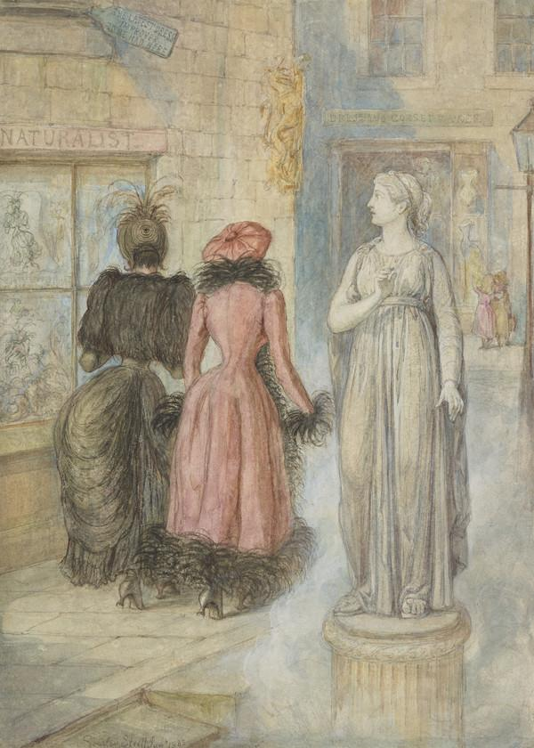 Form versus Fashion (1885)