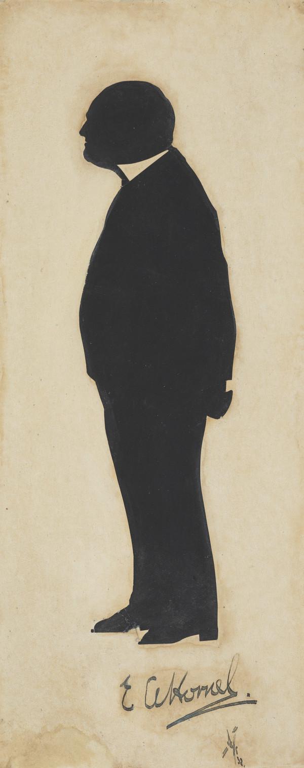 Edward Atkinson Hornel, 1864 - 1933. Artist (Cut 1932)