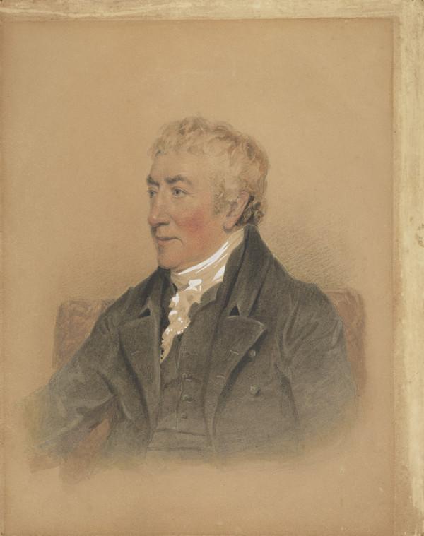 Alexander Nasmyth, 1758 - 1840. Artist (1818)