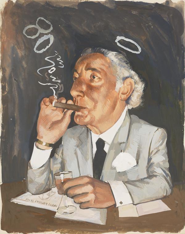 Emilio Coia, 1911 - 1997. Artist