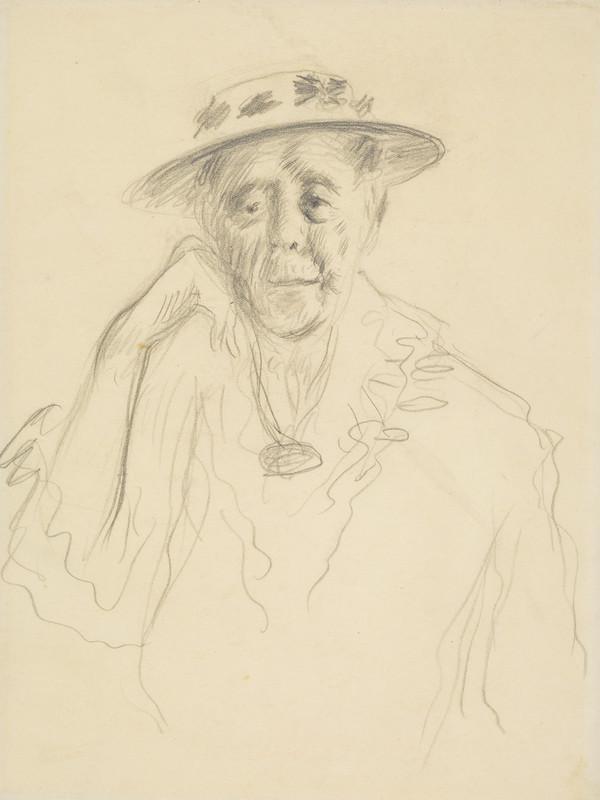 Ethel Walker, 1861 - 1951. Artist