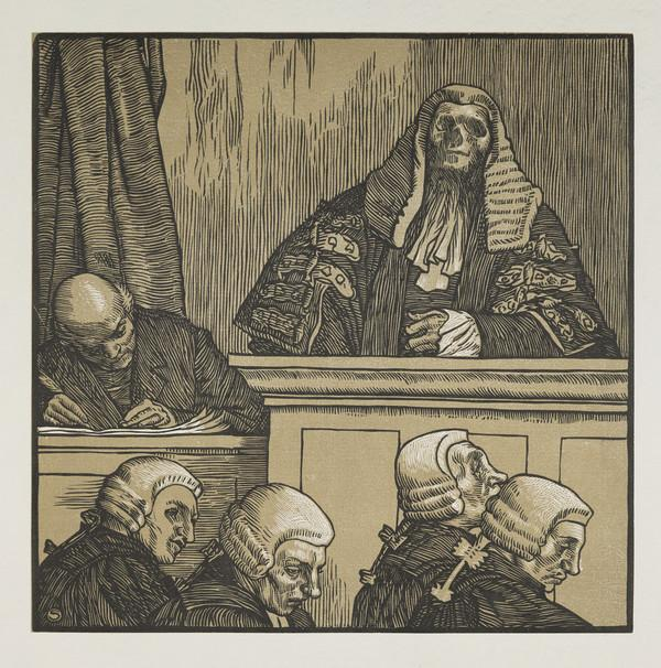 The Doings of Death - Death the Judge (1901)