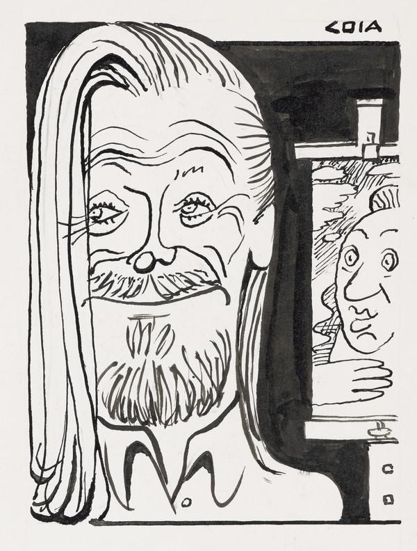 Steven Campbell, (1953 - 2007) Artist