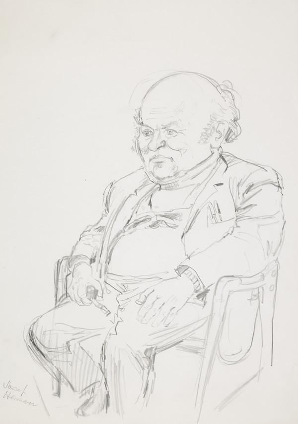 Josef Herman, b. 1911. Artist