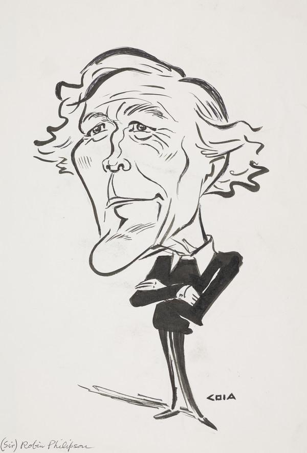 Sir Robin Philipson, 1916 - 1992. Artist