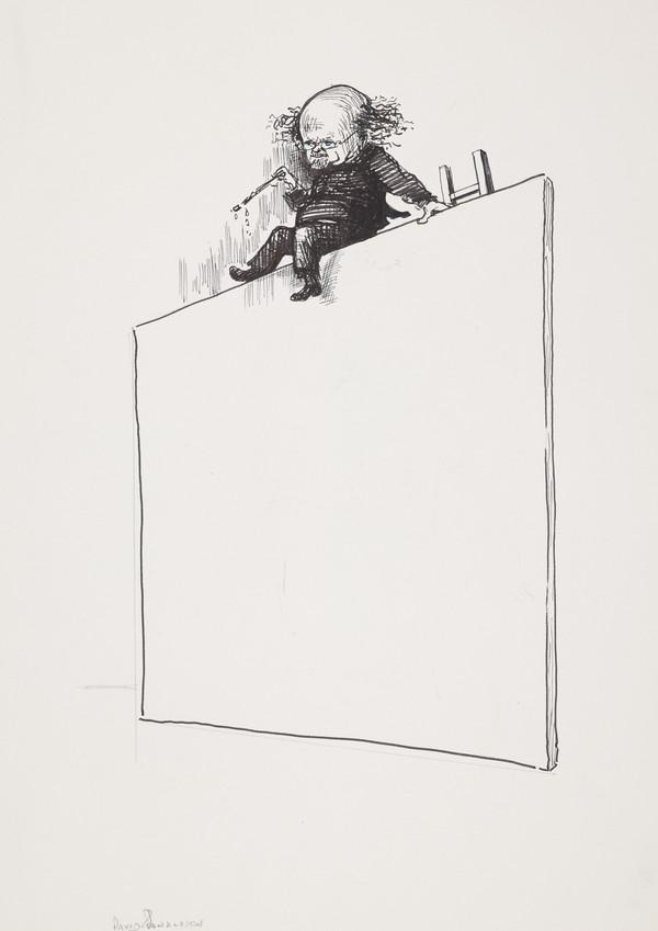 David Abercrombie Donaldson, 1916 - 1996. Artist and Queen's Limner in Scotland