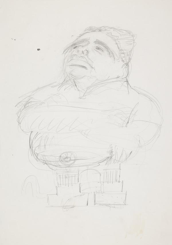 Sir Eduardo Luigi Paolozzi, b. 1924. Artist