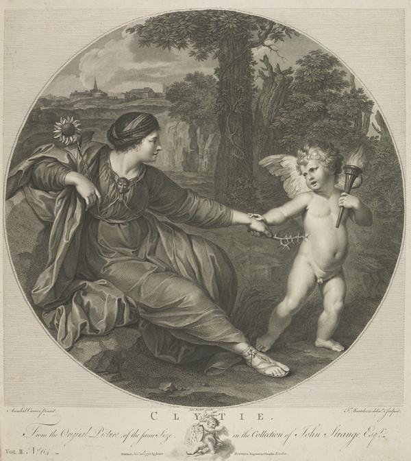 Clytie (Published Nov. 26th 1772 (London))