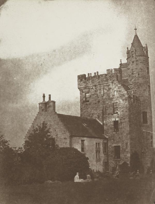 Bonaly Towers [Landscape 3] (1843 - 1847)
