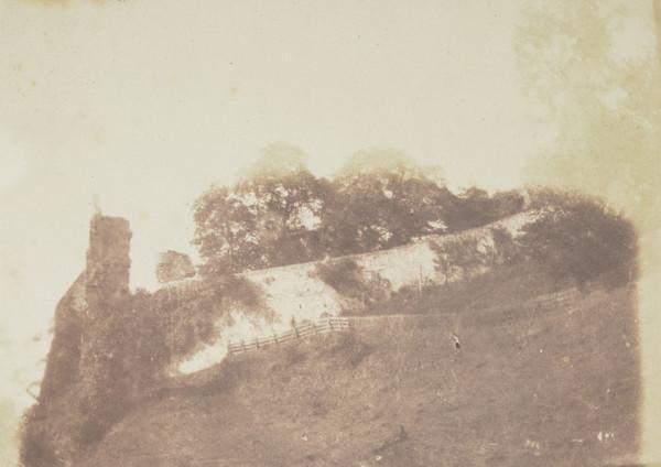 Roslin Castle [Landscape 25] (1843 - 1847)