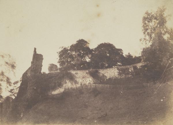 Rosslyn Castle [Landscape 25] (1843 - 1847)