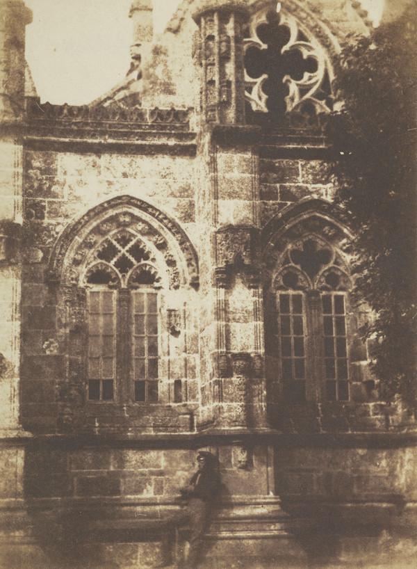 Rosslyn Chapel East End [Landscape 18] (1843 - 1847)