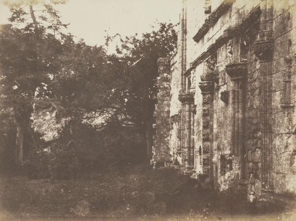 Rosslyn Chapel [Landscape 15] (1843 - 1847)