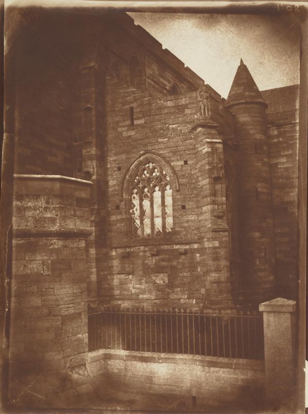 Linlithgow, St Michael's Church  [Landscape 13] (1843 - 1847)