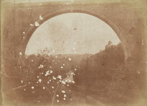 Ballochmyle Viaduct, central span [Landscape 28] (1843 - 1847)