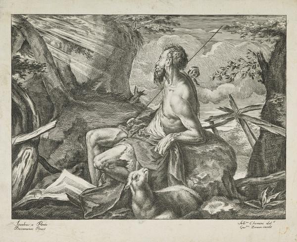 St John the Baptist in the desert