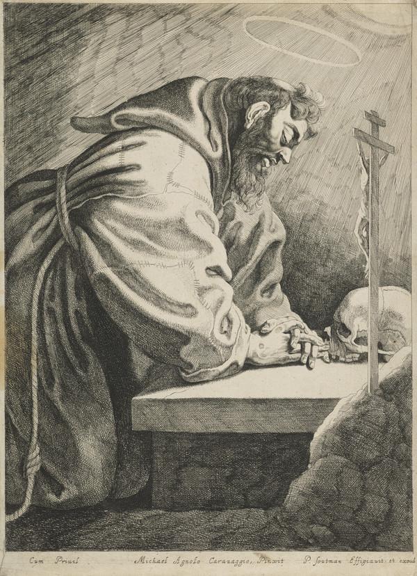 St Francis in Meditation