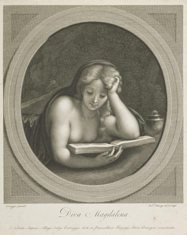 Diva Magdalena. Mary Magdalene
