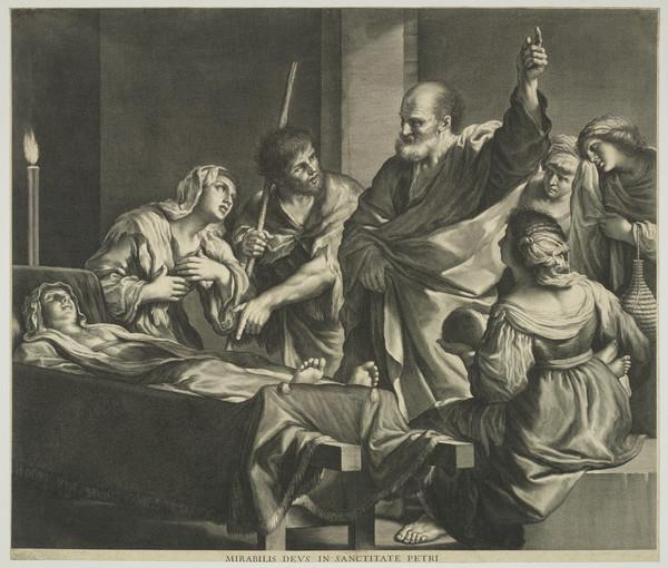 Saint Peter Raising Petronilla