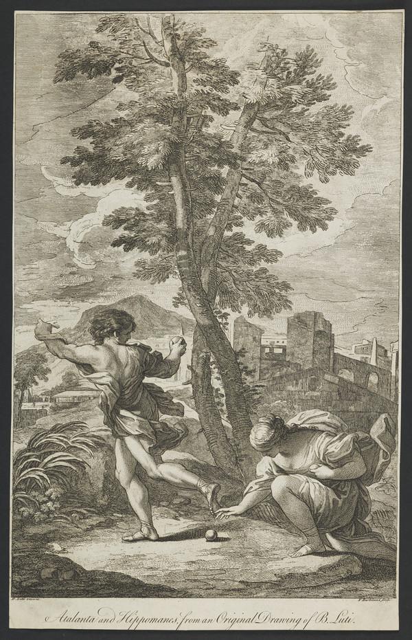 Atalanta and Hippomanes