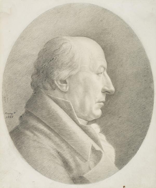 Sylvester Douglas, Lord Glenbervie, 1743 - 1823. Barrister and politician (1805)