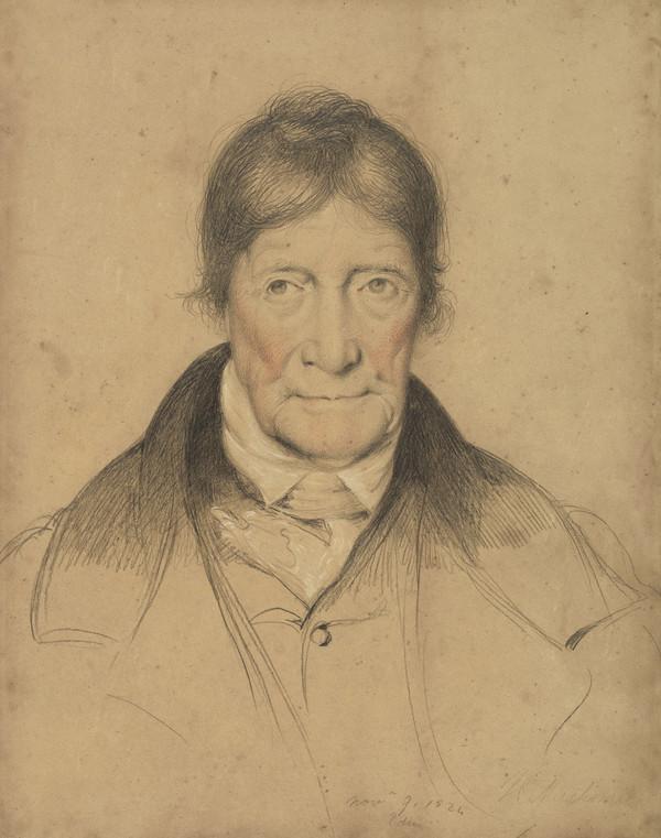 Henry Mackenzie, 1745 - 1831. Novelist and essayist (1824)