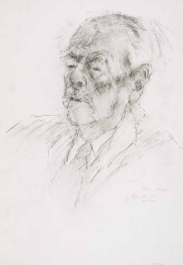 Very Rev. George Fielden MacLeod, Baron MacLeod of Fuinary, 1895 - 1991 (Dated 1990)