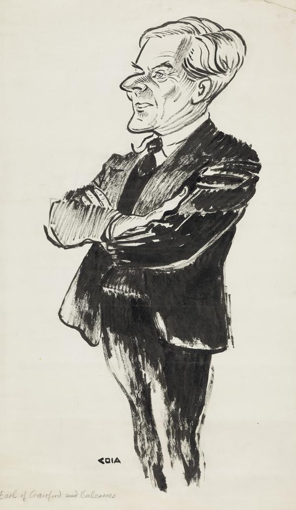 David Alexander Robert Lindsay, 28th Earl of Crawford and 11th Earl of Balcarres, 1900 - 1975