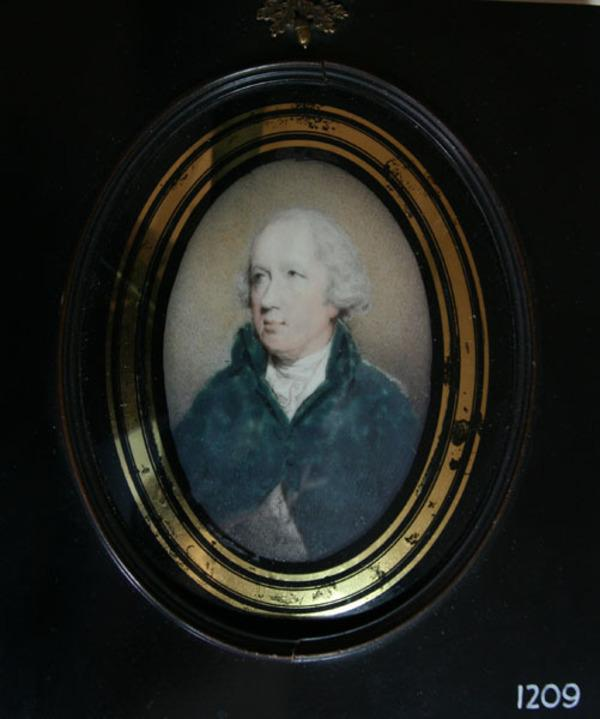 Rev. John Home, 1722 - 1808. Historian and author of Douglas